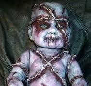 Ini boneka terseram jangan lupa WoW nya ya