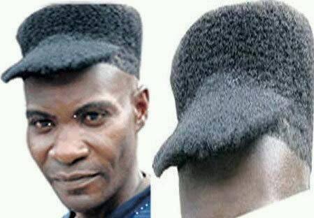 topi rambut ini lah yang sangat kreatif,,,, topi ini asli made in rambut gan klik wow ya
