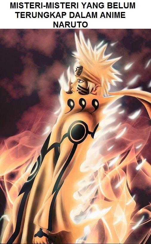 Misteri Misteri Yang Belum Terungkap Dalam Naruto Boom