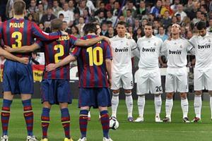 JAKARTA: Partai semifinal Copa del Rey 2013 yang mempertemukan Real Madrid vs Barcelona merupakan ajang El Clasico untuk kesekian kalinya. Tak ada yang rahasia tetapi aroma persaingan tetap sengit. Pertandingan El Clasico di Estadio Santiago