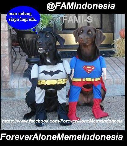Ketahuan Anjing Super Hero Siapa Yang Mau Di tolong kasih WOW