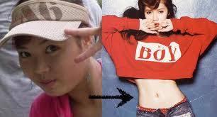 Wow! hyuna artis penyanyi yg cantik ini sudah tdk langsing lg ayo Wownya! agar hyuna kembali langsing...