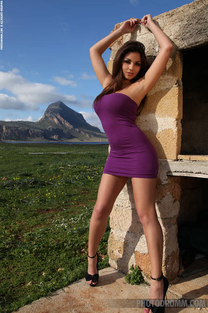 бразильянки телки в платьях фото
