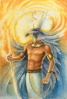 Mata Horus |Horus adalah sosok dewa yang berhubungan dengan matahari. Ia merupakan putra dari Isis dan Osiris. Horus adalah salah satu dewa paling penting dalam agama Mesir Kuno, ia dipuja sejak kurun pra-dinasti hingga masa Yunani dan Romawi.