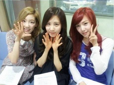 taeyeon,seohyun,tiffany tanpa make up ...