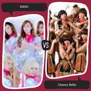 Jika anda di suruh memilih! Mana kah yang anda pilih? Cherry belle (Chibi) atau Grils Generation (Snsd)?