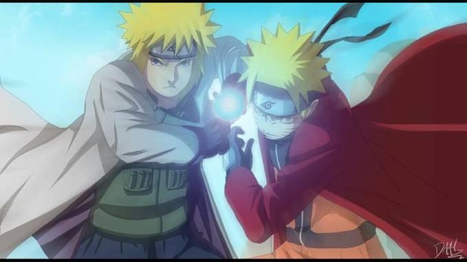 Minato dan Naruto.................. wOW!!!