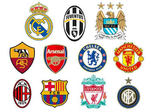 Mana club kesayangan mu? 1.Real Madrid 2.Juventus 3.Manchester City 4.As Roma 5.Arsenal 6.Chelsea 7.Manchester United 8.AC Milan 9.Barcelona 10.Liverpool 11.Inter Milan