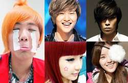 10 Artis Korea(K-pop) dengan Kepribadian paling Aneh