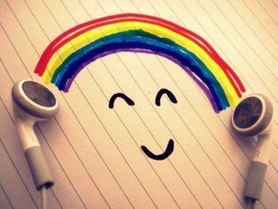 rainbow smaill