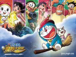 Kalian Pasti Tau Kan, Dengan Kartun Ynag Satu Ini? Pasti Nya Kalian Tau! Ini Adalah Kartun Doraemon Dan Nobita Yang Berasal Dari Negara Japan (Jepang)! Kartun Ini Ter-masuk Film Kartun Yang Ter-kenal Dan Termasuk Di Tonton Di Seluruh Dunia!