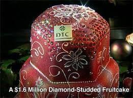 ini adalah kue pernikahan termahal didunia lohh harganya bisa sampe 1.6 miliar dolar..........................