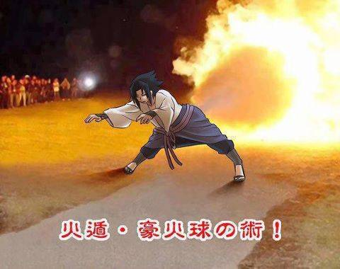 Jutsu baru di Anime Naruto Katon: Kentutkyu No Jutsu Hahahahaha menurut sahabat PULSK gimana? jangan lupa klik WOW ya.. ^_^