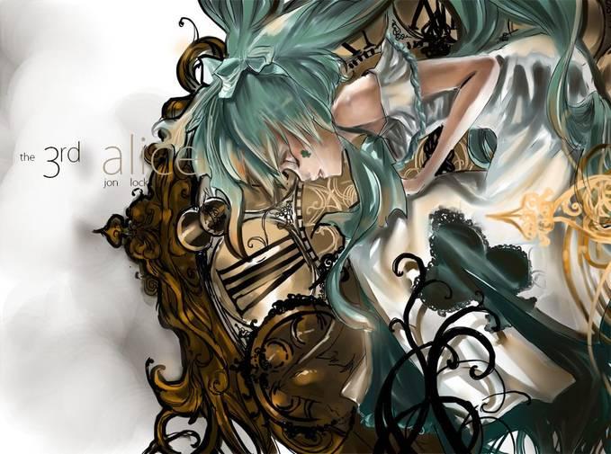 Miku-sama, the 3rd Alice