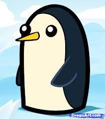 ada yang tahu nama peliharaannya Ice King di Adventure Time???????? Yang suka mana dulu WOW-nya????????????? (Hanya Untuk Penyuka Adventure Time.)