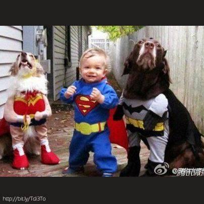 3 PAHLAWAN SUPER HERO ........ BERAKSI!!! J ngan lupa klik WOW