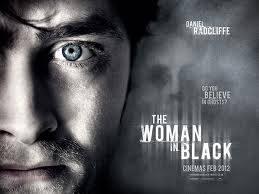 THE WOMAN IN BLACK fil ini di bintangi oleh daniel radcliffe, yaitu pemain harry potter. film ini menceritakan tentang misteri2 di balik dunia lain, film ini akan lebih menyeramkan dari film horor lainnya. INGAT! jangan tonton ini sendirian.