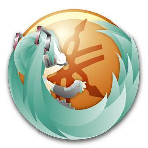 Mozilla Miku