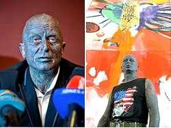 Vladimir Franz, Calom Presiden Ceko Yang Penuh Dengan TATO !