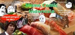 ini adalah meme comic indonesia. sebuah situs yg menghadirkan gambar gambar lucu dan juga kuis troll. kalian bisa mencari situs ini di facebook dengan mengketik meme comic indonesia. yg suka udh 538 ribu lhooo. jgn lupa wow nya ya ....
