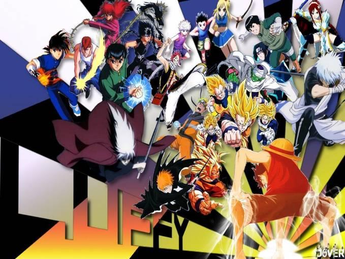 Nahhh....menurut kalian Monkey D Luffy dapat mengalahkan semua karakter super hero.???? hahahaha,,,jangan lupa KLIK WOW ya :) :D