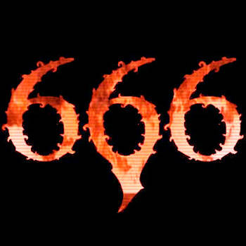 Misteri angka 666 - Asnur Blog
