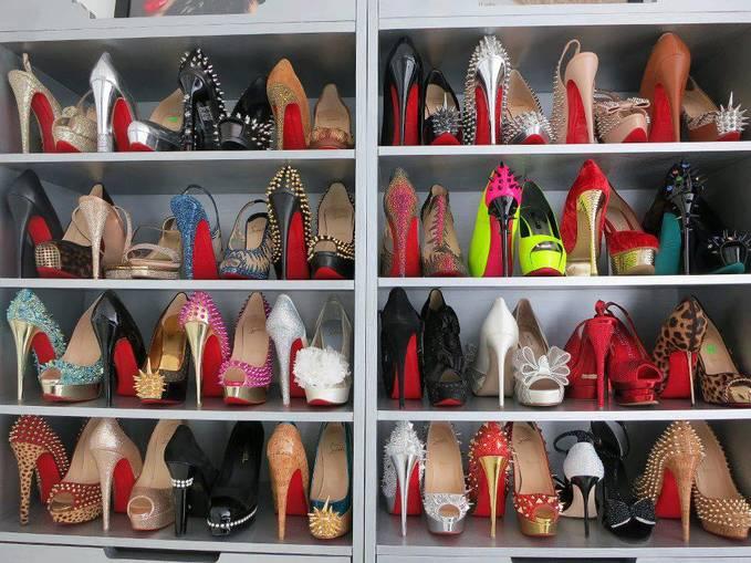 high heels koleksi gue