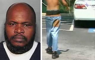 Polisi di Tennessee mengatakan Kenneth 45 tahun menjadi sangat marah pada remaja yang memakai celana baggy dan dia menembak anak muda itu di pantat, Pada 25 September.