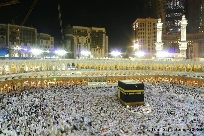 Ya Allah, berikanlah kami para muslimin kesempatan untuk mengunjungi baitullah. Klik WOW jika kalian mau... Dan Kommentar aamiin jangan amin agar Allah mengabulkan doa kita.