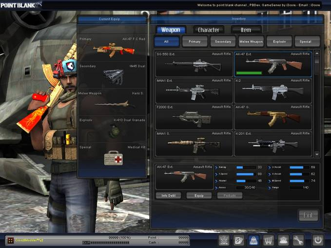 Point blank offline :D in Coming :D download in http://www.youtube.com/watch?v=NOi4Jj83dC0
