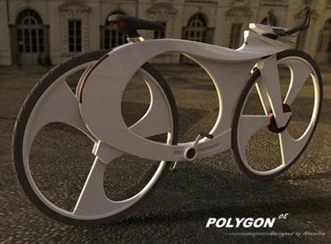 Sepeda masa depan ada mp3 nya WOW