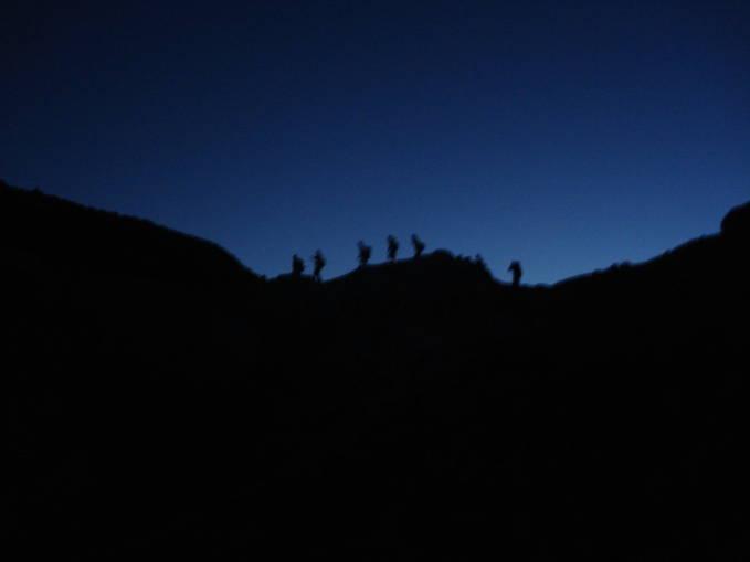 Gunung PAPANDAYAN - Garut , jawabarat