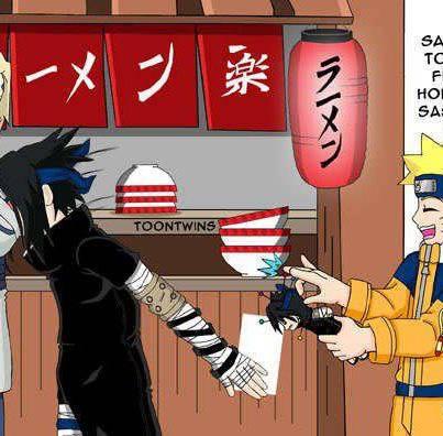 wah wah wah u.U sasuke gak sengaja nabrak tsunade , tepat di ........... :v *foto ini buat senang aja kok ^_^v *