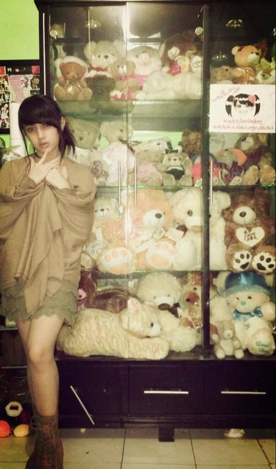 Koleksi Teddy Bear Nabilah JKT48