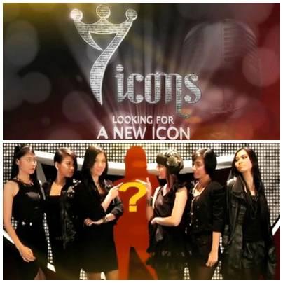 Mau tau ICON terbaru kami? Temukan jawabannya di 7 ICONS Looking For A New ICON! Grand Final(Live)! Jumat 8 Februari, jam setengah 4 sore. Exclusive di RCTI Official! 7ICONS! We Are The ICONS!
