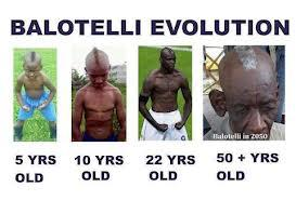 Balotelli Evolution