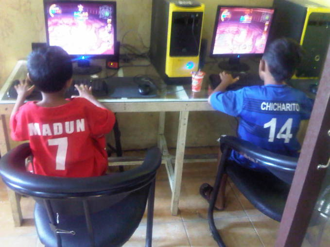 madun vs chicarito maen lost saga