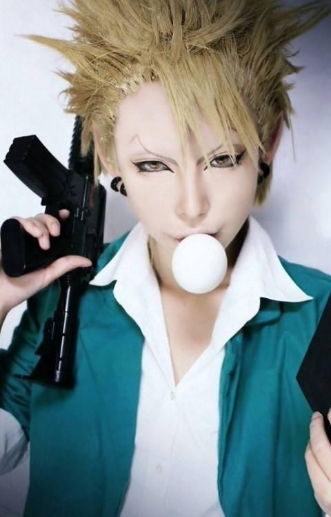 cosplay Hiruma