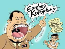 seandainya saja koruptor di gantung mati pasti ngga bakalan ada lagi koruptor di negri kita. klik WOW agar koruptor di negri kita ilang :)