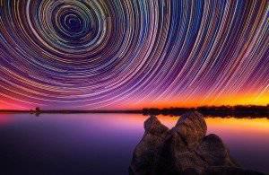 hujan meteor di australia
