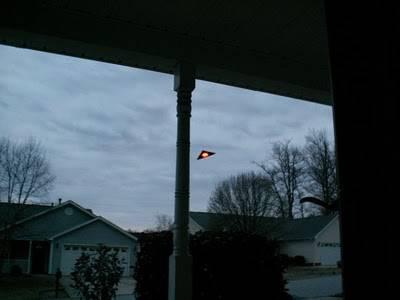 penampakan ufo di amerika serikat tertangkap kamera wow nya yaaa