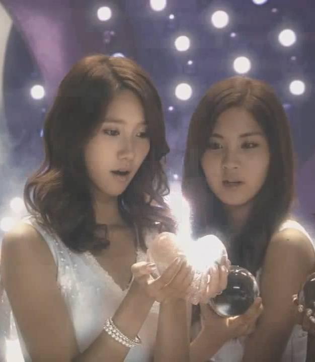 yoona dan seohyun