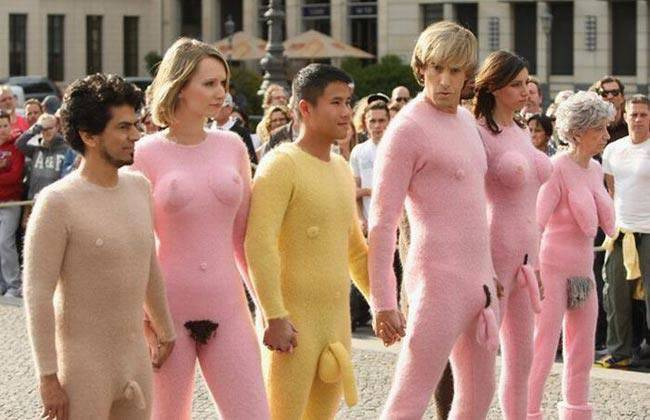 Pahlawan Pembasmi Kejahatan Baru di Bumi Nih.. pengganti Fantastic 4 sekarang Jadi Fanatik Sex.. Klik Wow nya jng lupa .klo udah ngeliat