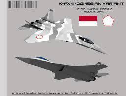 Hasil kerjasama Indonesia- Korea Selatan.