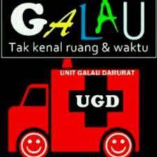Dimana-mana UGD singkatannya Unit Gawat Darurat,,,,eh ini Unit Galau Darurat!!!Ckckckc WOW