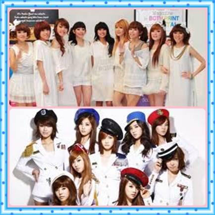 Pilih Yang Mana Kalau Girls Generation Wow Kalau Cherry Belle coment
