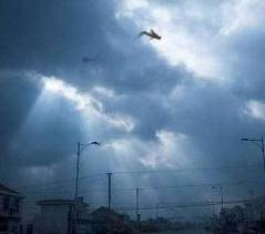 WOW !!! inilah gambar penampakan naga di china yg berhasil tertangkap kamera oleh seorang warga