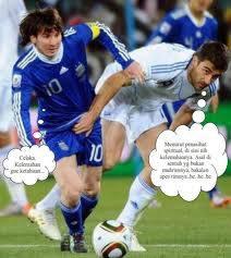 Wkakakaka:), ternyata pemain bola dunia ini sangar juga yaa:), Wow nya yaa