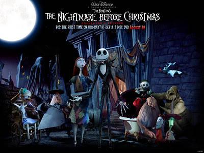 The Nightmare Before Christmas! Jack Skellington,mayor Halloween Town,sebuah kota yang di tinggali oleh setan2 Hallowen,memutuskan bawha tahun ini mereka akan coba merayakan Hari Natal.