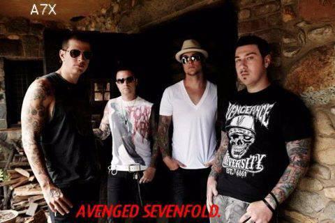 kalau anda ingin Avenged Sevenfold ke Indonesia klik WOW